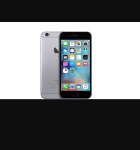 iphone 6 space gray 16