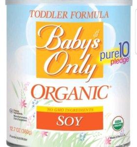 Детская смесь Organic Soy Formula