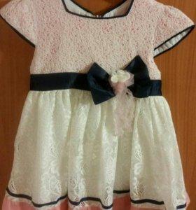 Продам красивое праздничное платье