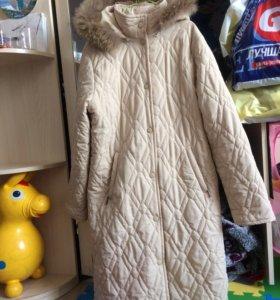 Демисезонное пальто, можно беременным