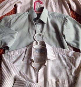 рубашки 128-130рост