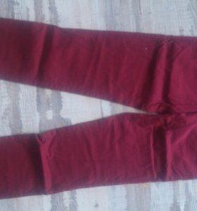 брюки/джинсы женские