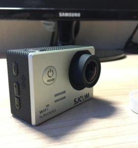 Sj Cam 5000 / gopro аналог go pro