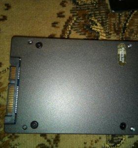 Жесткий диск-ssd-60гб