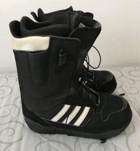 Сноубордические ботинки Adidas