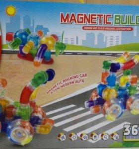 гиганский магнитный конструктор
