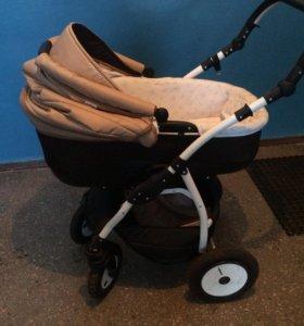 Детская коляска (индиго, камилла)