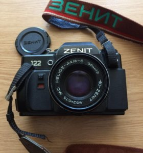 Фотоаппарат 122 СССР
