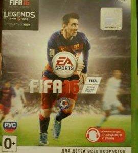 Fifa16 Xbox360
