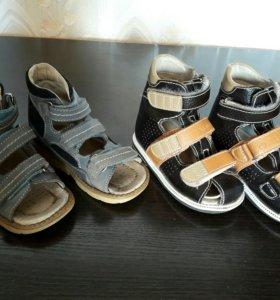 Пакет обуви детской 1-2 года