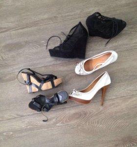 Туфли;Босоножки