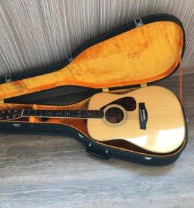Акустическая гитара Yamaha FG-351 (1978) 6 струн