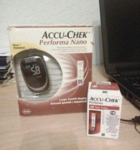 Глюкометр AccuChek performa