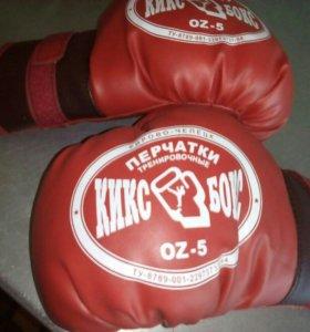 Перчатки 5 унций