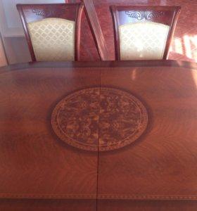 Кухонный стол, стулья