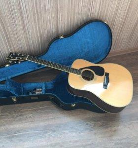 Акустическая гитара Yamaha FG-351B (1980) 6 струн
