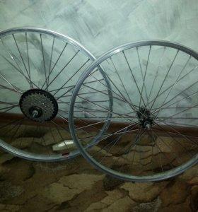 Комплект колес на 24