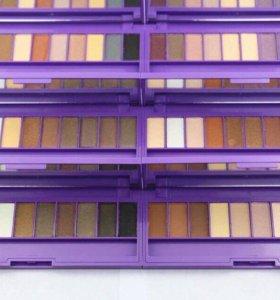 Тени - MAC - Selena 10 цветов palette