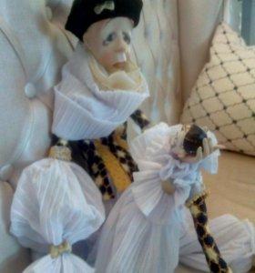 Авторская кукла Философ