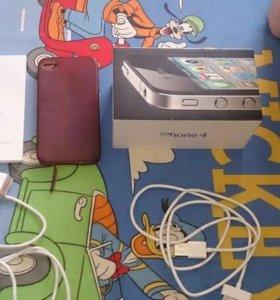 Коробка для айфона4