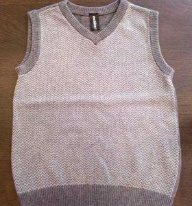 БУ свитер, желетка