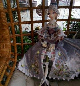 Авторская кукла Фаина