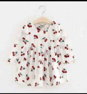 Платье летнее(новое!!!)