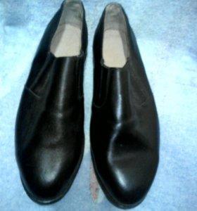 Ботинки класические