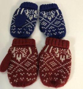 Варежки и перчатки