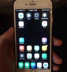 Продам iPhone 6 64GB Gold