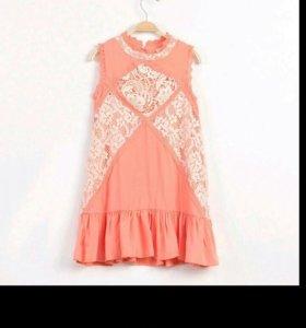 Платье-туника ( новая!!!)