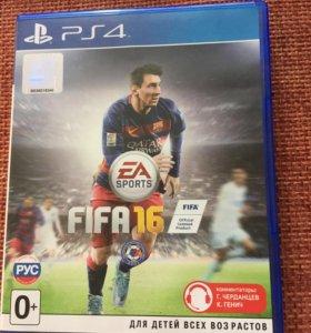 FIFA 16, на PS4