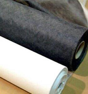 Термоклеевой подкладочный флис