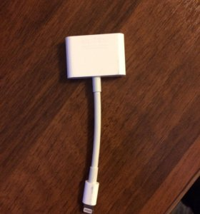 Адаптер Apple Lightning-HDMI Digital AV Original