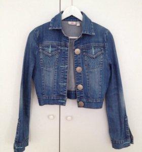 Куртка jlo джинсовая
