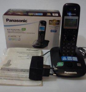 Радиотелефон Panasonic KX-TG2521RU с автоответчико