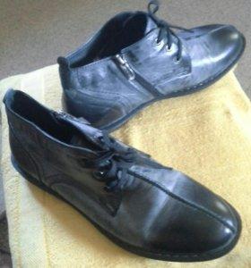 Ботинки женские для проблемных ног