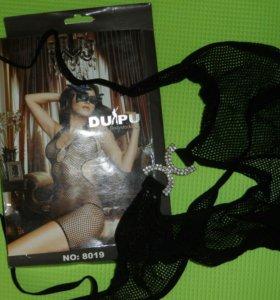 Эротический костюм в упаковке