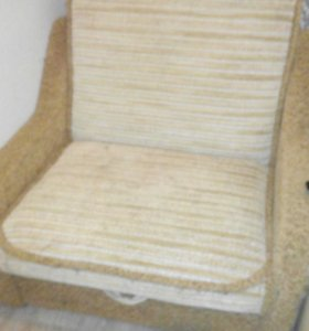 Кресло раскладное.