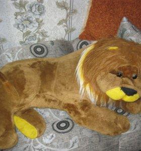 """Мягкая игрушка,,лев"""""""
