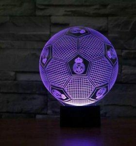 3D светодиодный ночник