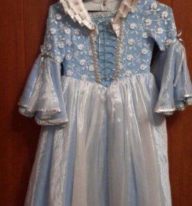 Платье на девочку (6-8 лет)