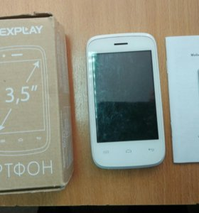 смартфон на Android. Explay N1