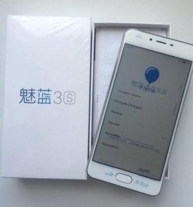 Meizu m3s 3/32 gb Новые
