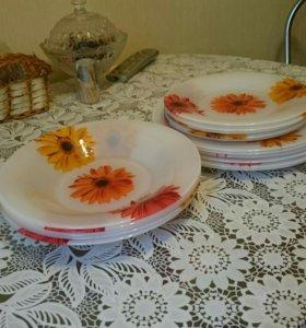 Набор кухонных тарелок