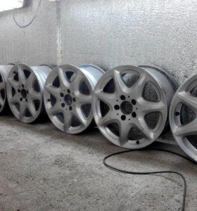 диски R16 Мерседес