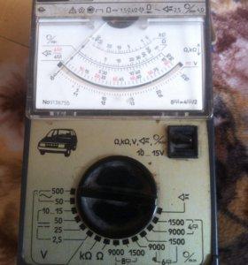 Измерительный авто прибор 43102-м1