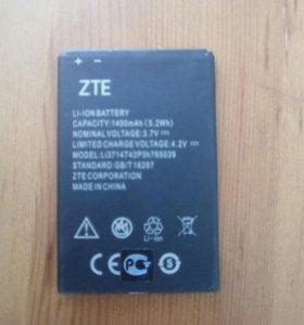 Аккумуляторная батарея ZTE