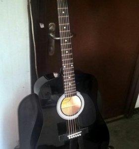 СРОЧНО продам Акустическую гитару COLOMBO