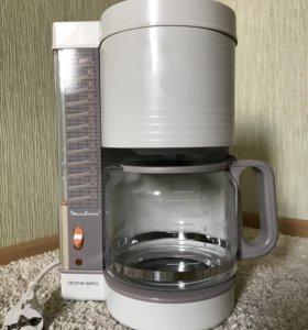 Новая кофеварка Moulinex